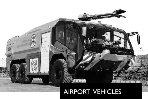 Airport Vehicles+