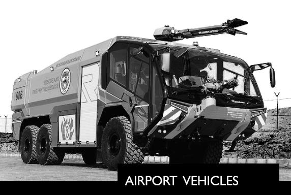 Airport Vehicles+