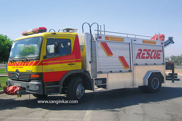 Rescue-vehicles