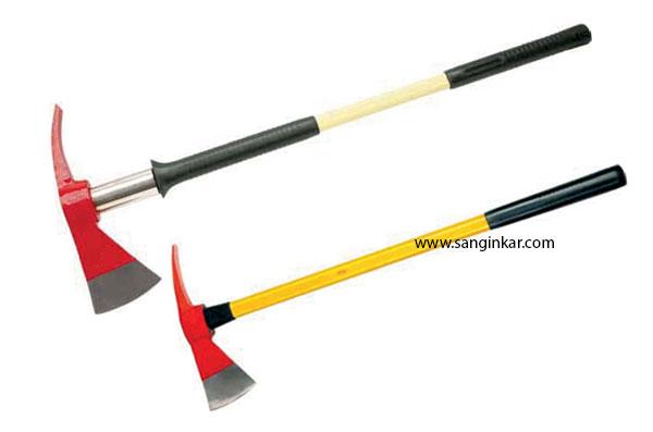 Fire-brigade-axe
